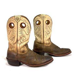 ARIAT- Heritage Roughstock Western Boot